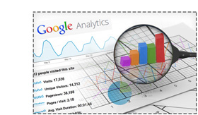 Image illustrant la pertinence des outils statistiques en ligne comme Google Analytics