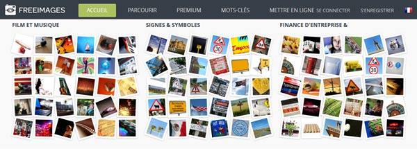 Free images une banque d'images gratuites par thématique