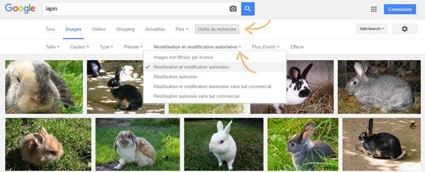Google image une autre banque d'images libres de droits gratuite